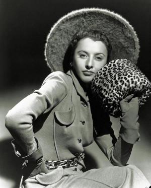 Barbara Stanwyck Photo by George Hurrell
