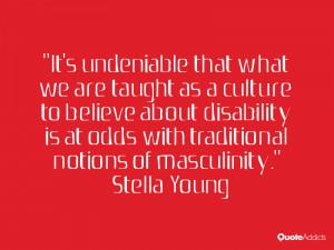 Stella Young