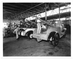 model 515's at the Ernest Holmes Factory