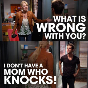 Baby Daddy Baby Daddy Quote - Bonnie/Ben