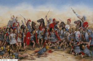 Battle of Zama by Brian Palmer.