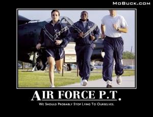 Air Force recruitment question