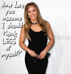 Ronda Rousey News and Photos | Perez Hilton
