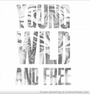 quotes about being young and wild and wild quotes quotes