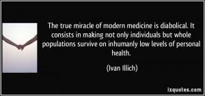 More Ivan Illich Quotes