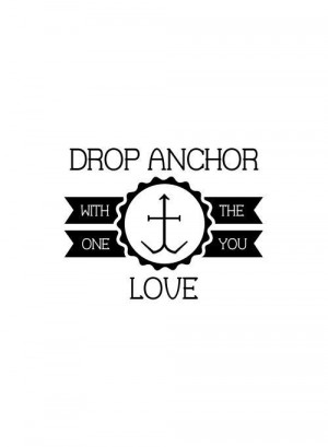 Anchor Quote ⚓ OMG this could be my IT QUOTE.
