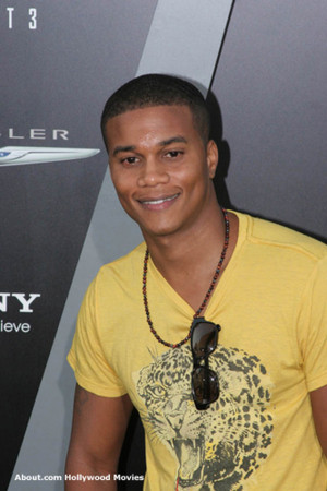 Cory Hardrict Total Recall premiere picture - Photo © Richard Chavez ...