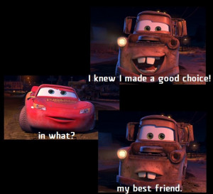 Quotes From Movie Cars