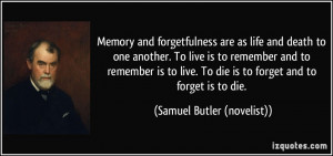 In Memory Of Death Quotes