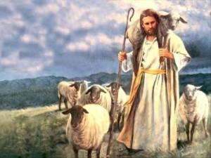am the Good Shepherd