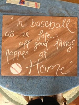 , Softballl Baseball, Baseball Quotes, Baseball Stuff, Basebal Quotes ...