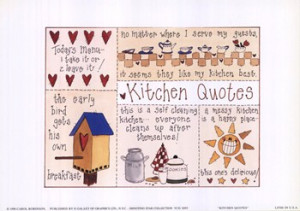 kitchen sayings posters and art prints title kitchen quotes type