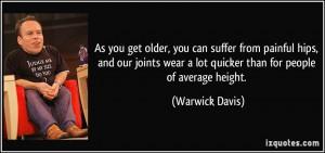 More Warwick Davis Quotes