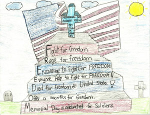 Famous Memorial Day 2015 Acrostic Poem For Kids