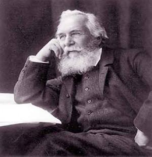 Ernst Haeckel (1834 –1919)