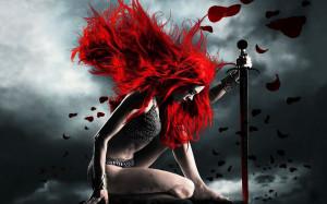 13 Fantasy Warrior Girls, Beautiful Anime Warrior Girls Wallpapers for ...