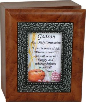 Godson Quotes Sayings