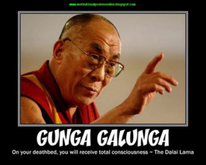 ABC News Asks The Dalai Lama About 'Caddyshack'