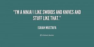 Ninja Quotes