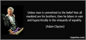 More Adam Clayton Quotes