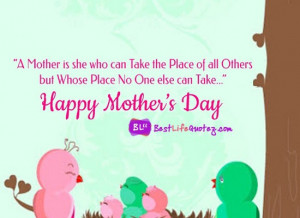 cute mothers day quotes for cards home mothers day quotes a mother is ...