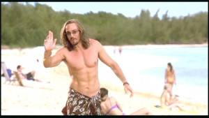 Yeah, he's hot alright. Married to Helen Hunt ( or used to be...I don ...
