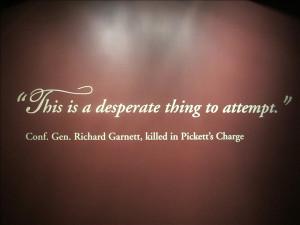 Robert+e+lee+quotes+gettysburg