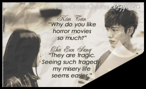 Korean Drama Quotes - The Heirs (2013)