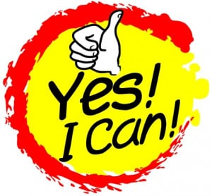 Yes, I Can …