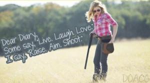 gun #shoot #cowgirl #cowboy #country