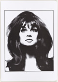 Jean Shrimpton Notebook