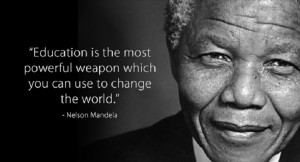 Monday Evening Thread: Remembering Madiba