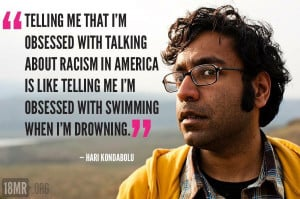 Best response, from Hari Kondabolu, to the argument that