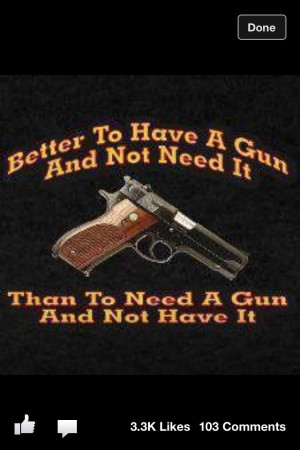 funny pistol quotes | Funny Gun sayings
