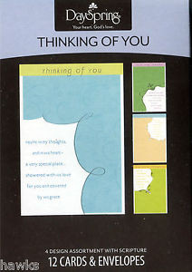 ... Dayspring-Thinking-of-You-Cards-with-Scripture-Bible-Verses-Free-Ship