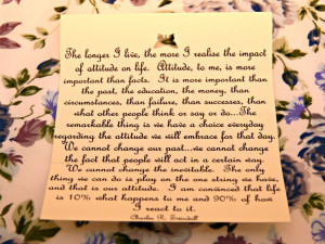 Handmade Quotations - Thinking of You - 50 Quotes - The longer I live ...