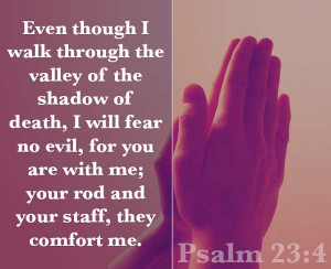 Bible Quotes About A Family Death ~ How to Pray for The Dying