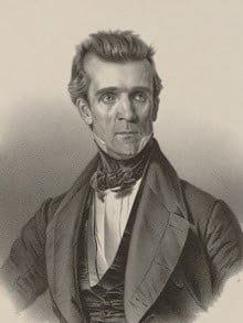 James K. Polk quotes
