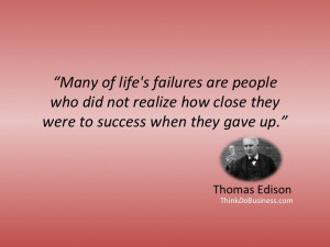 10 Quotes That Inspire Persistence