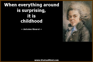 Bad Upbringing Quotes