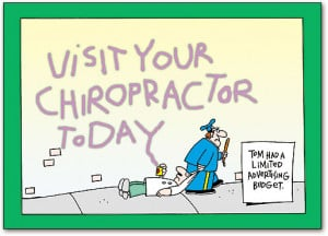 Funny Chiropractic Sayings Quotes
