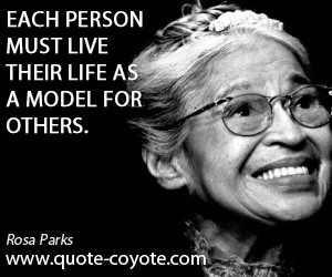 Rosa Parks Quotes - Quote Coyote