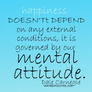 Happiness Quotes - Happiness doesn't depend on any external conditions ...