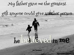 The world s greatest dad belongs to me father quote