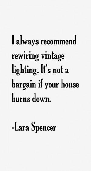 Lara Spencer Quotes amp Sayings