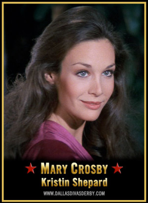 Mary Crosby Now Years Old...