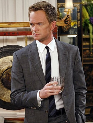 Barney Stinson Suit Quotes