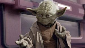 Happy Birthday Yoda