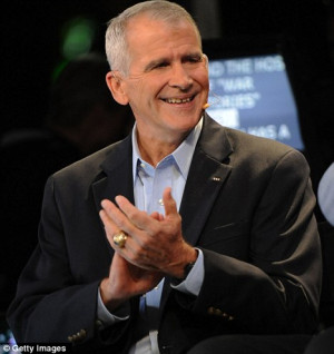 Fox News host Oliver North under fire for 'plagiarising from veteran ...