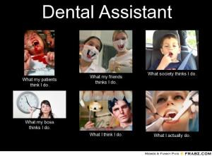 Dental Assistant Memes